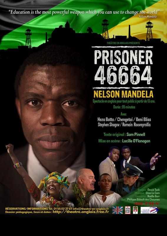 Mandela prisoner 46664