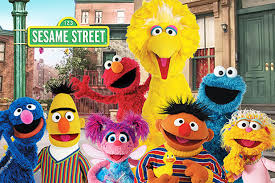 Have you ever watched Sesame Street?